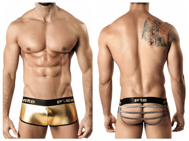 Referencia: PIK 8385 Boxer Platinum Color Dorado(40.99e)mistery tienda
