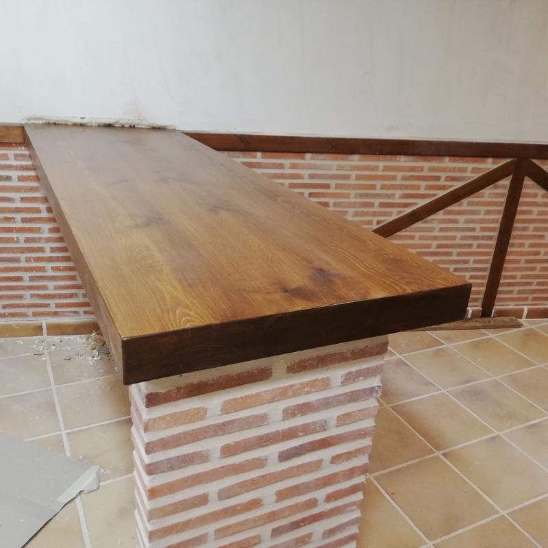 Instalación: Servicios de Carpintería J. I. Olmos