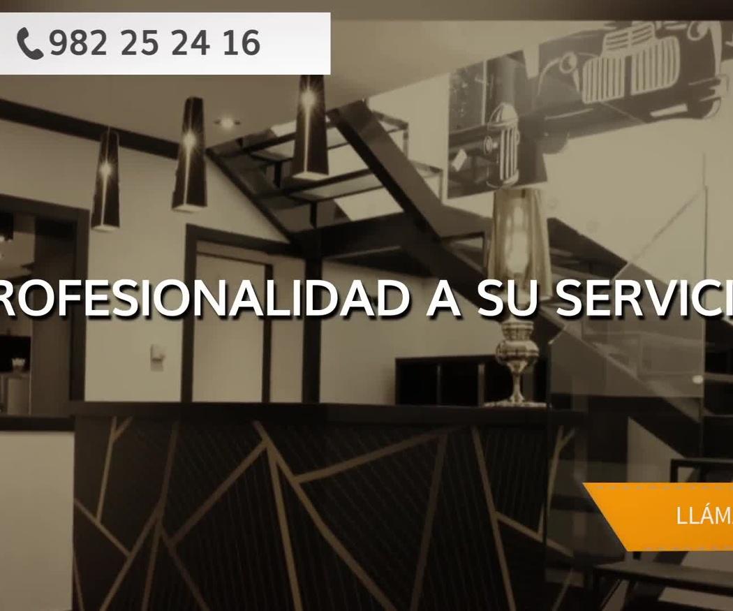 Rehabilitación de edificios en Lugo | Alupati Construcciones