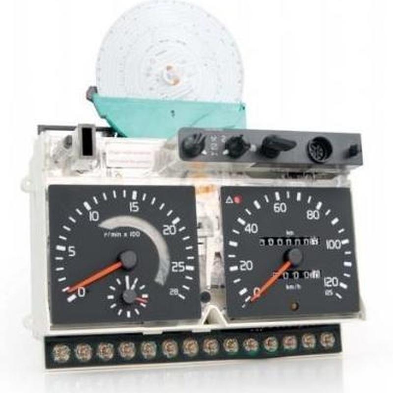 Tacografo Analógico MotoMeter EGK100 Reconstruido para VOLVO