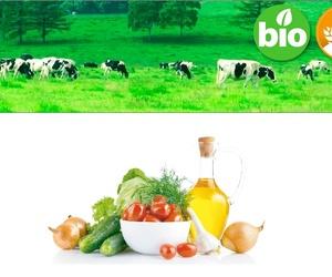 Productos bio y de alimentación