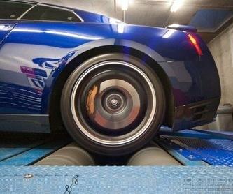 BSI/UCH/CIM: Servicios  de ATS-motorsport