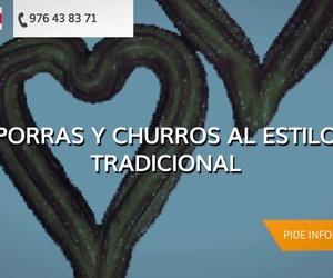 Churrerías en Zaragoza | Churrería El Jalón