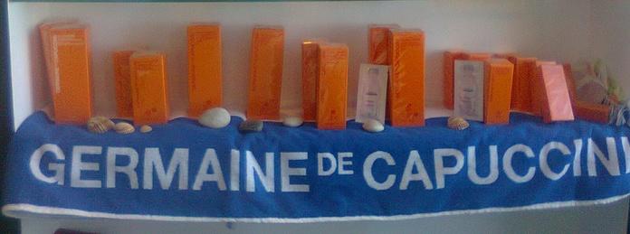 productos solares Germaine de Capuccini