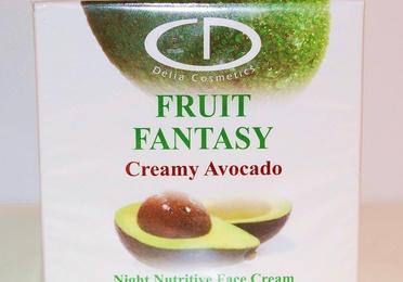 Fruto fantasía-Crema aguacate