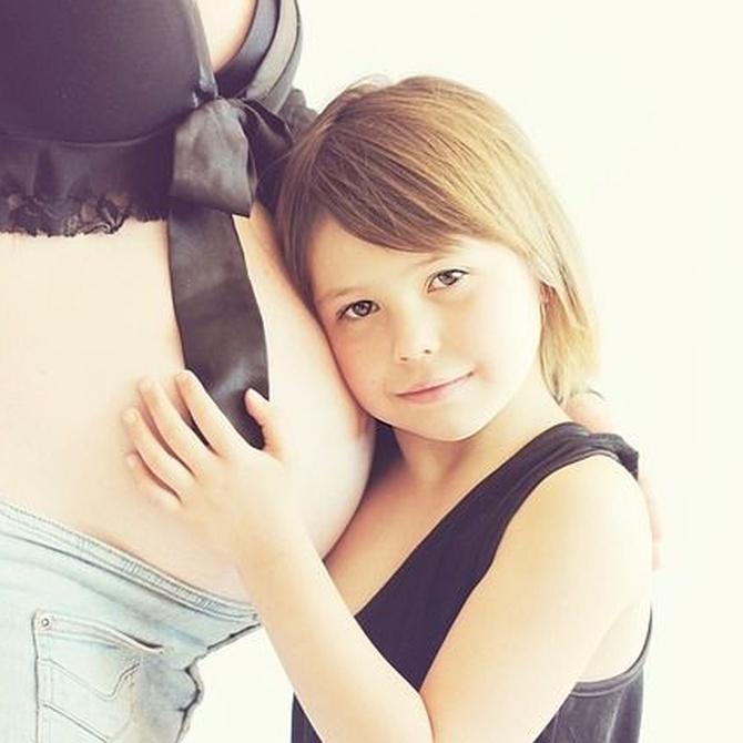 Evita la aparición de estrías durante el embarazo