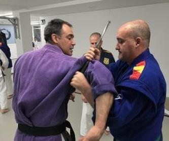 Brazilian jiu-jitsu BJJ: Actividades de Mushin Espai