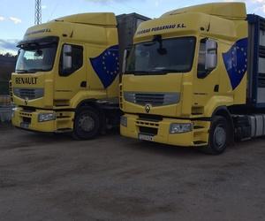 Empresa de transporte de animales vivos en Barcelona