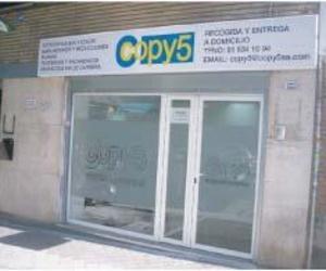 Galería de Fotocopias en Madrid | Copy 5, S.A.