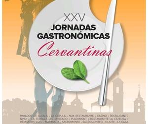 Menu de Degustacion de Bacalao-XXV JORNADAS GASTRONOMICAS CERVANTINAS