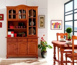 Mobiliario para salones estilo colonial