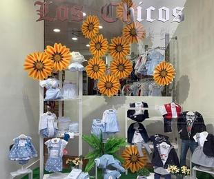 LOS CHICOS KREOENTI