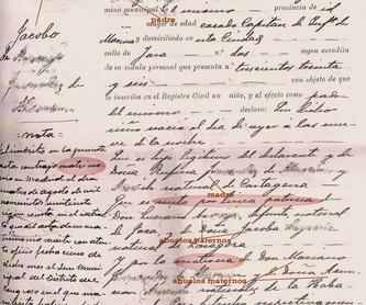 Documentos de divorcio/Divorce Documents: Servicios de Traducciones Olga Mª Negrín Ramos