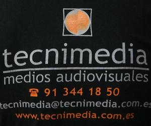 Galería de Audiovisuales (alquiler y venta de equipos) en Madrid | Tecnimedia Audiovisual, S.L.