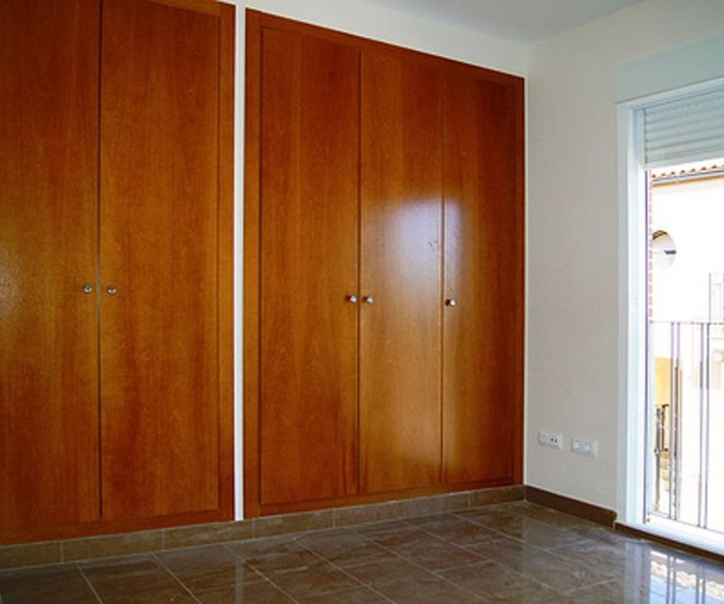 Tres tipos de puertas para tu armario a medida