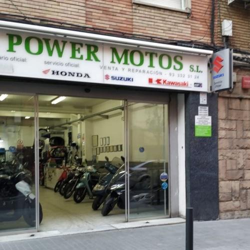Venta de motos en L'Hospitalet de Llobregat