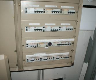Frío industrial: Servicios de Electryclima Servicio Técnico