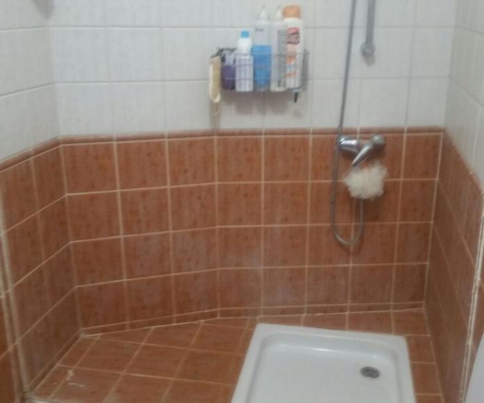 Mamparas de baño: ALUMINIO - PVC de ALUMINIOS CARPAL