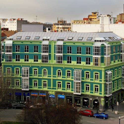 edificio san Miguel, C/ Celestino Junquera n.º 1  planta 5ª oficina 54