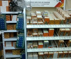 Amplio catálogo de productos de ferretería en Málaga