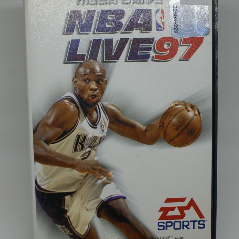 MEGA DRIVE NBA LIVE 97: Compra y Venta de Ocasiones La Moneta