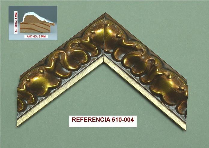 REFERENCIA 510-004: Muestrario de Moldusevilla