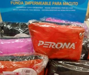Cubre mochilas Perona