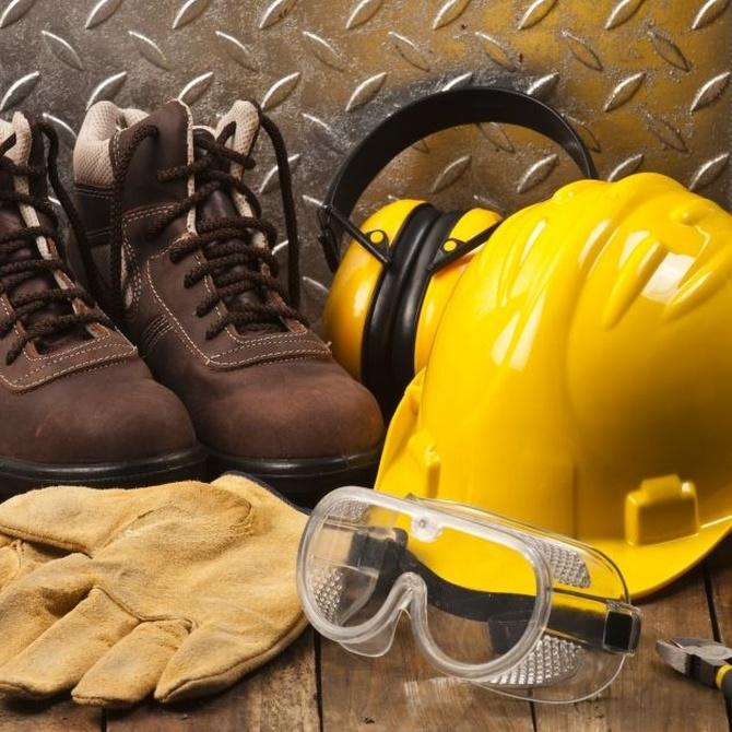 La protección personal en las demoliciones controladas