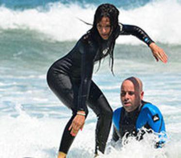 Cursos de surf de Iniciación