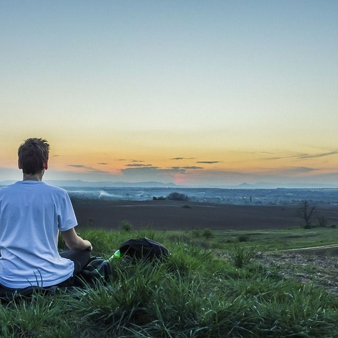 Encontrar la paz mental