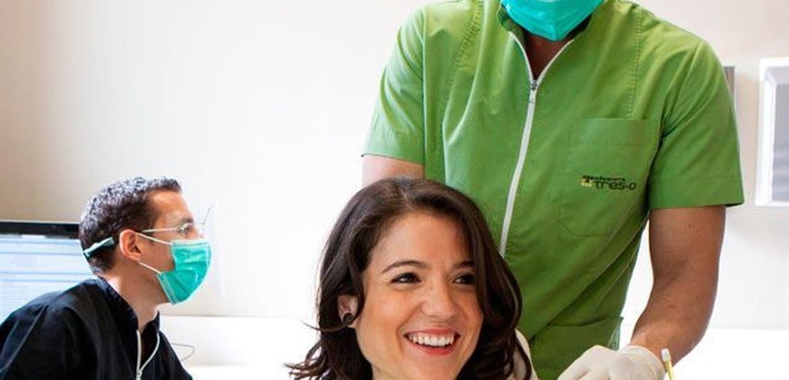 Carillas dentales en Sabadell