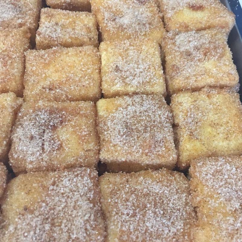 Leche frita Torrelaguna