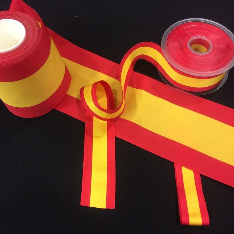 Cintas Bandera de España