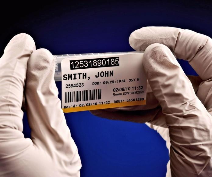 Etiquetas para Farmacia y Laboratorio