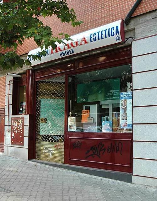 Peluquería Arganzuela Madrid| Salón de Peluquería y Estética Iraga