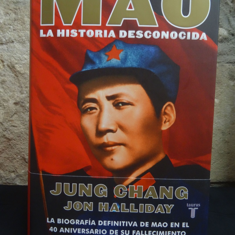 Mao. La historia desconocida: SECCIONES de Librería Nueva Plaza Universitaria