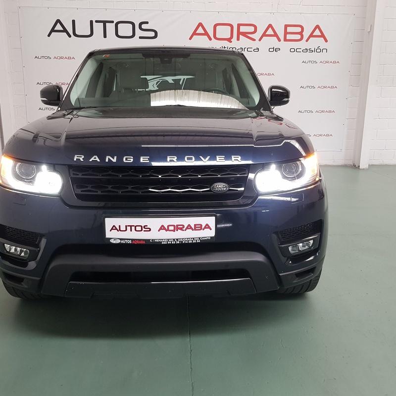 LAND-ROVER Range Rover 3.0 TDV6 258CV HSE 5p.: Servicios de Autos Aqraba
