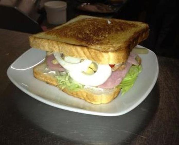 Sandwiches, chapatas: Nuestros Productos de Albokak Jatetxea