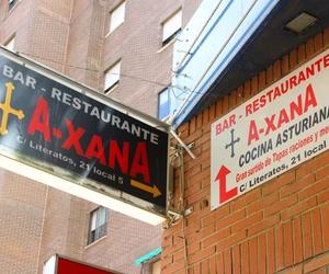 A-Xana Cocina asturiana en Tres Cantos