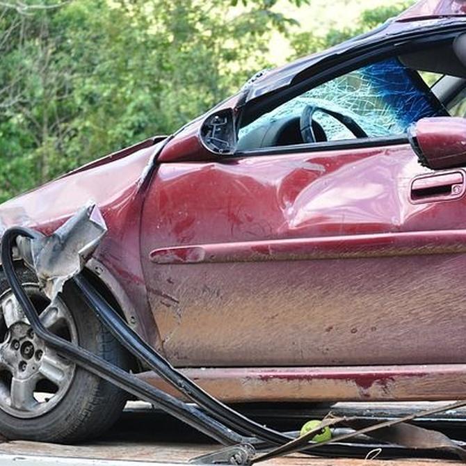 ¿Cómo debo actuar si soy víctima de un accidente de tráfico?