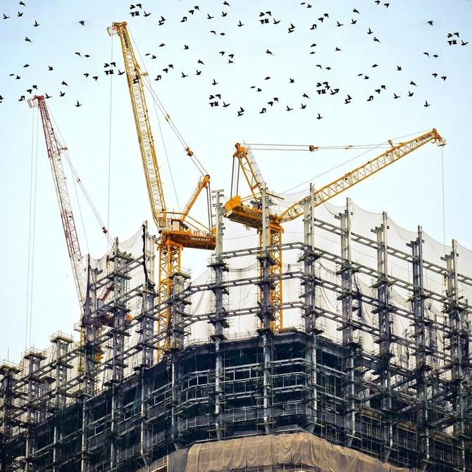 Las estructuras de hormigón armado en la construcción