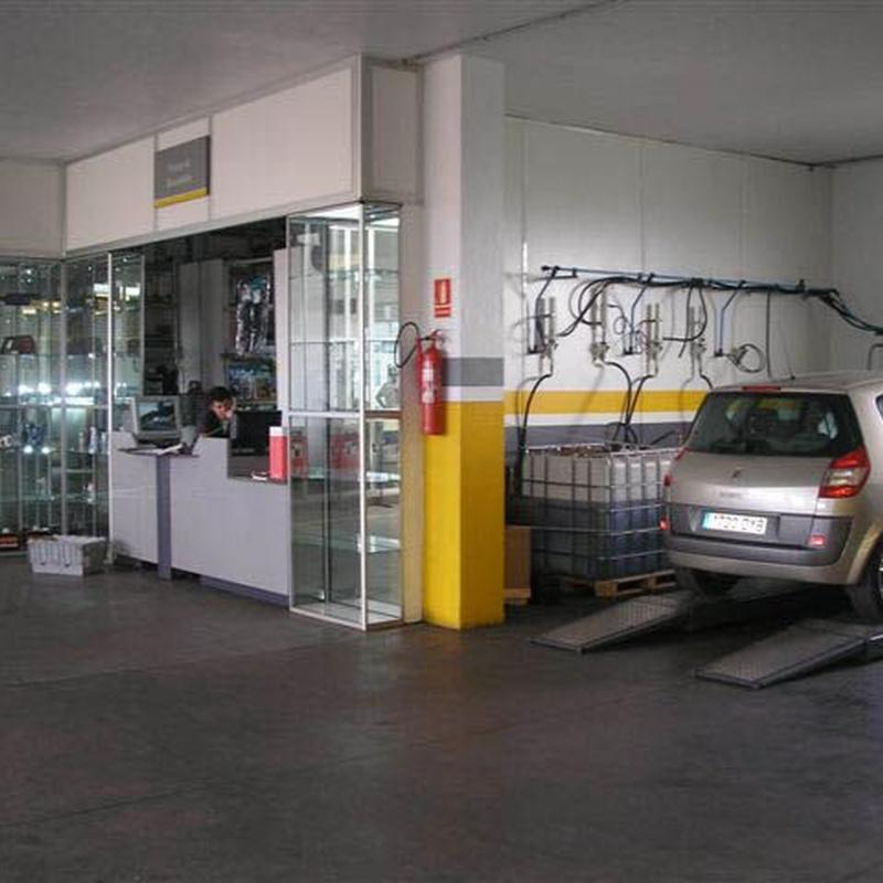 Mecánica general: Servicios de Auto Talleres Kiko