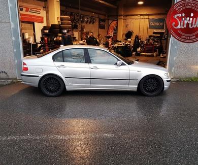 BMW E46 - Maxpeedingrods