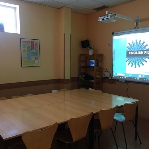 Academia de idiomas en Coslada