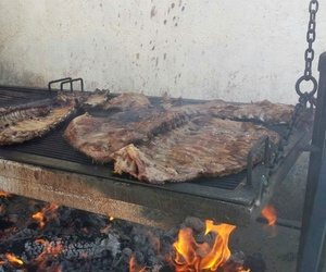 Comidas gigantes en Salamanca