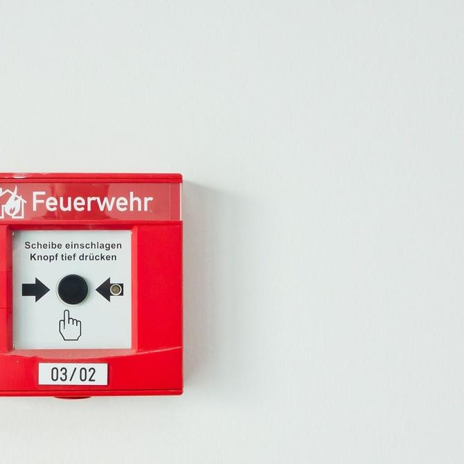 Tipos de sistemas anti incendios