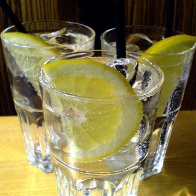 Cómo preparar un delicioso gin tonic