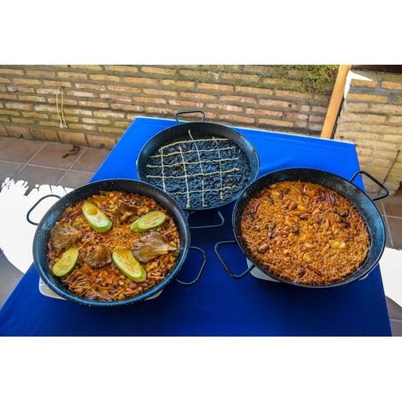 Nuestros arroces: Platos de Restaurante La Sartén