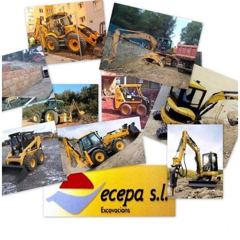 Servicios: Servicios de Ecepa, S.L.