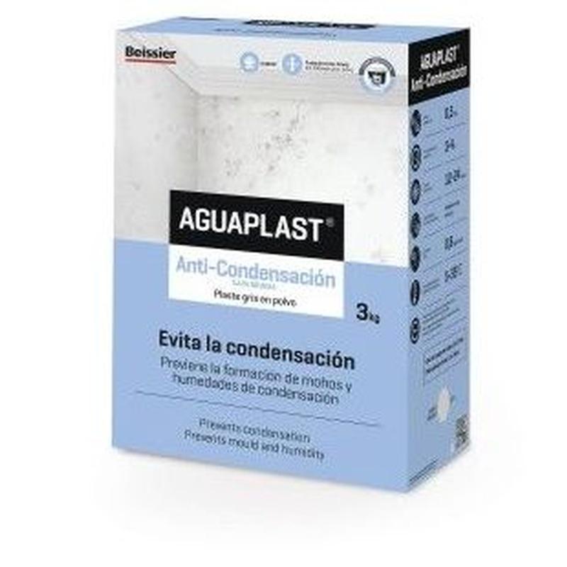 Aguaplast anti-condensación en EL PINTURAS S.L